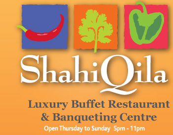 Shahi Qila Luxury Buffet Restaurant